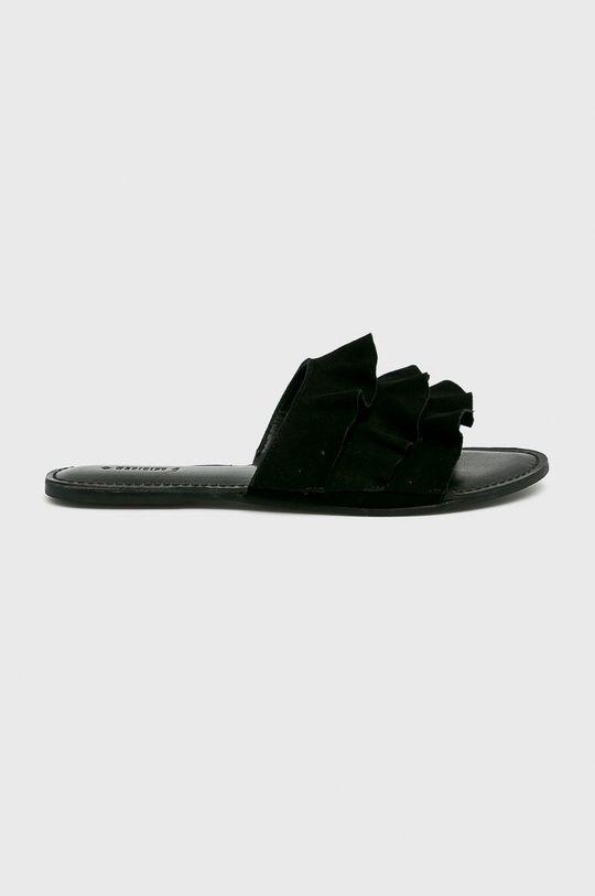 fekete Medicine - Papucs cipő Festival Boho Női