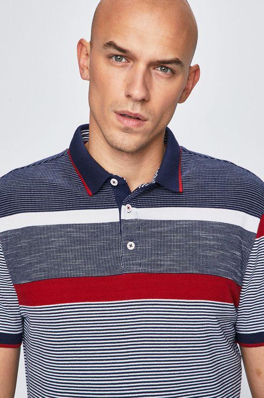 námořnická modř Medicine - Polo tričko Playful