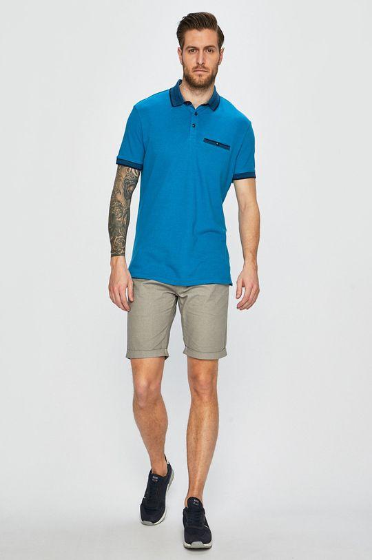 Medicine - Polo tričko Oceans Blue tyrkysová