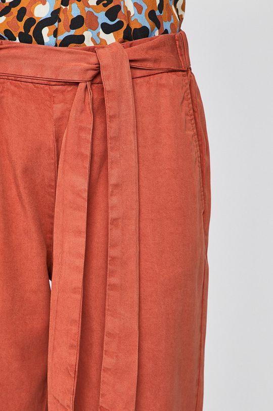 kaštanová Medicine - Kalhoty Basic