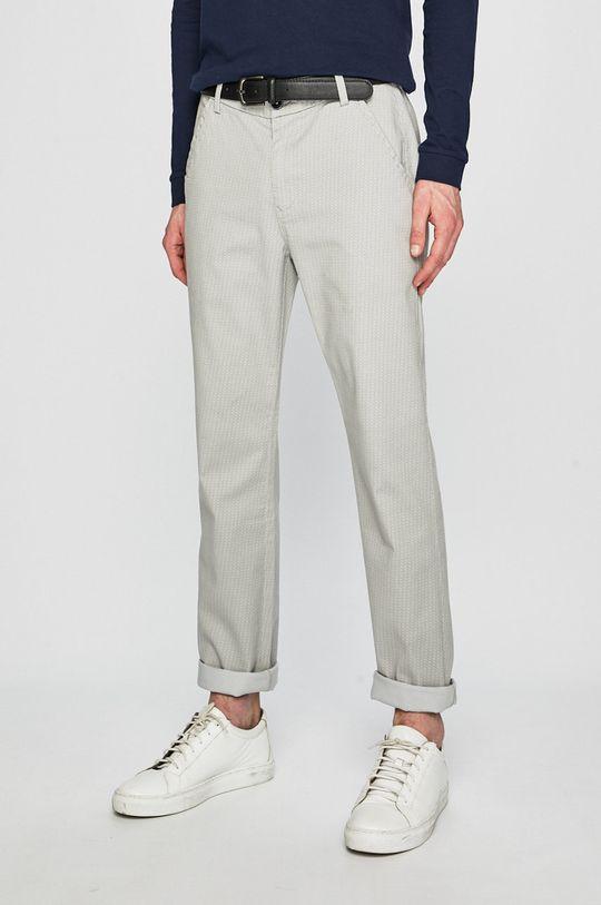 světle šedá Medicine - Kalhoty Basic Pánský