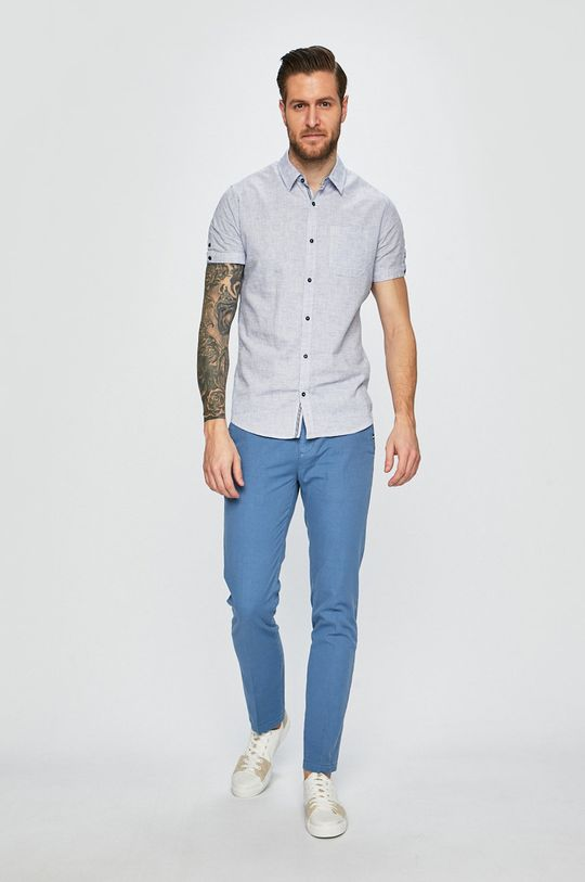 Medicine - Kalhoty Basic modrá