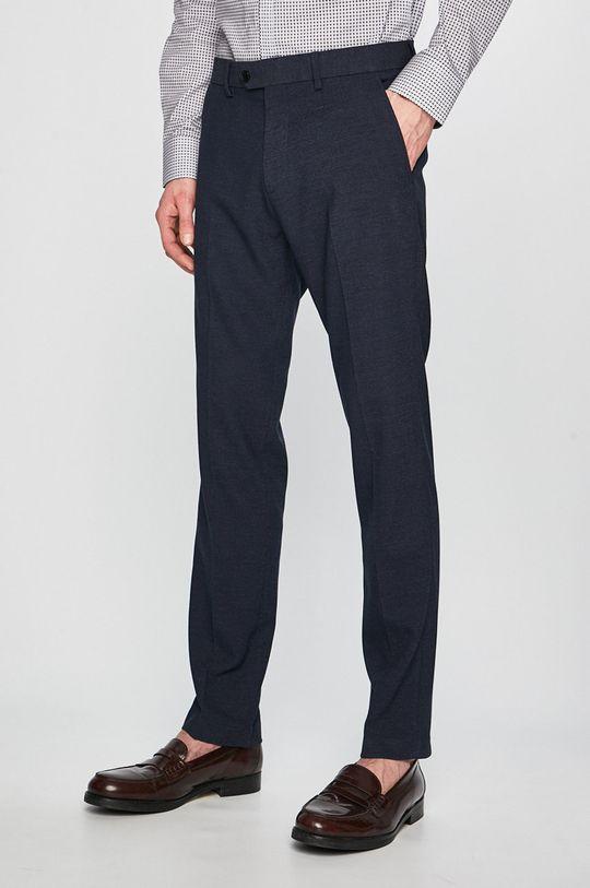 námořnická modř Medicine - Kalhoty Creative Formality Pánský