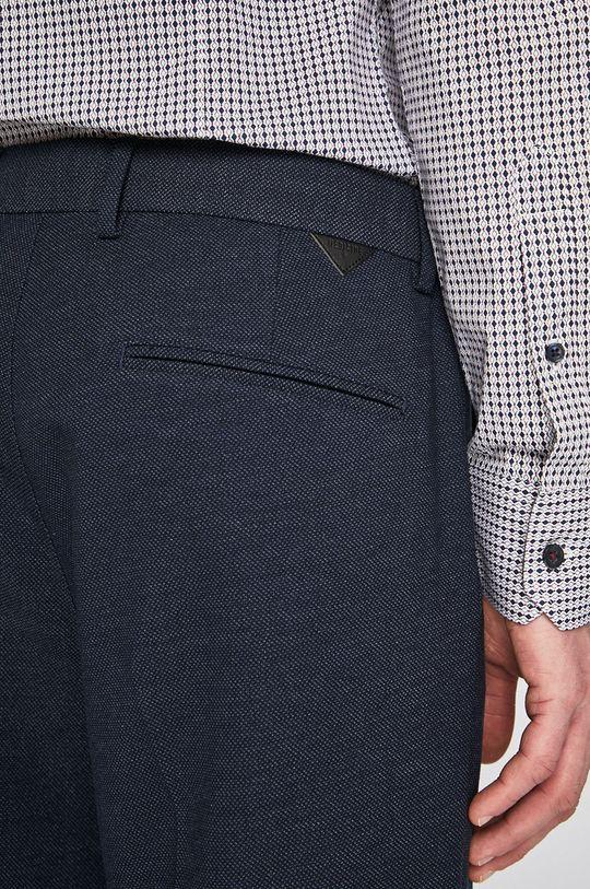 námořnická modř Medicine - Kalhoty Creative Formality