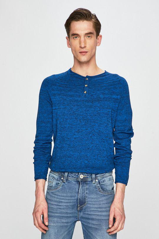 niebieski Medicine - Sweter Creative Formality Męski
