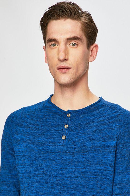 niebieski Medicine - Sweter Creative Formality