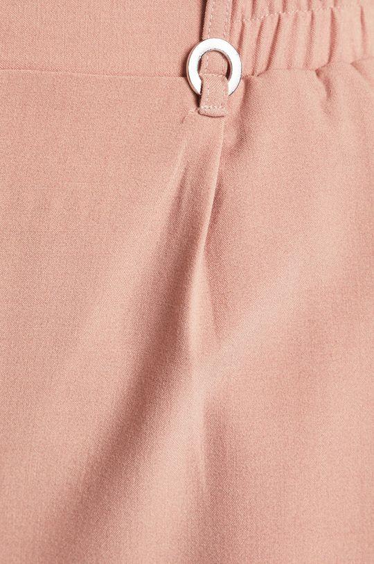 pastelowy różowy Medicine - Szorty Basic