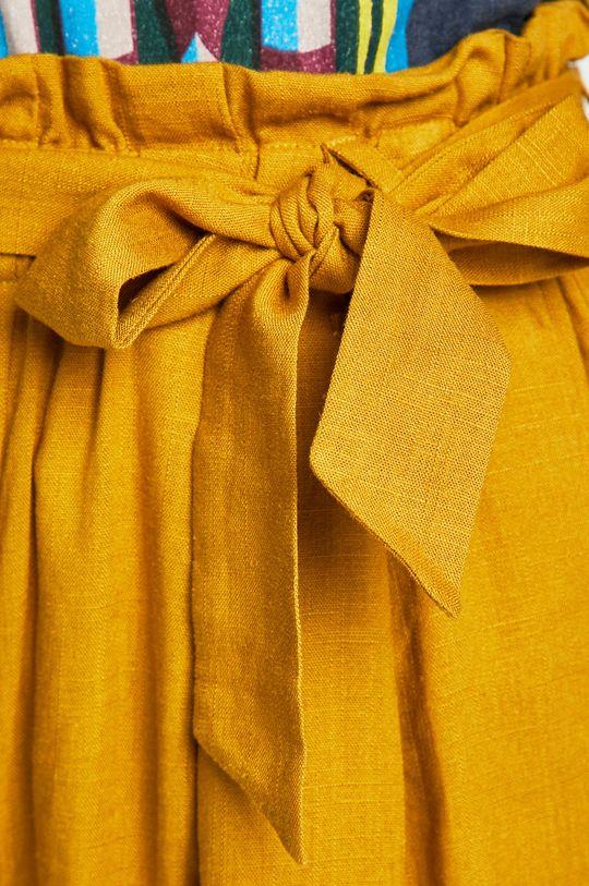 sárga Medicine - Rövidnadrág Basic