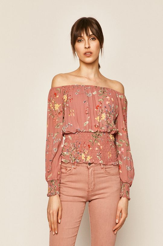 roz Medicine - Bluza Boho Breeze De femei