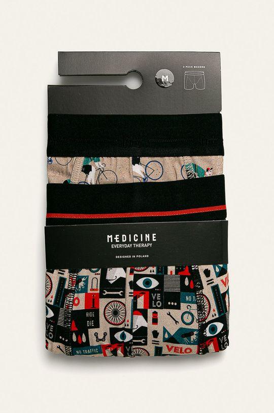Medicine - Bokserki Basic (2-pack)