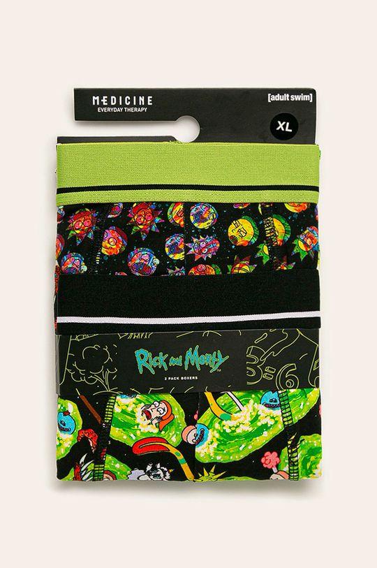 Medicine - BoxerkyRick and Morty (2-pack)
