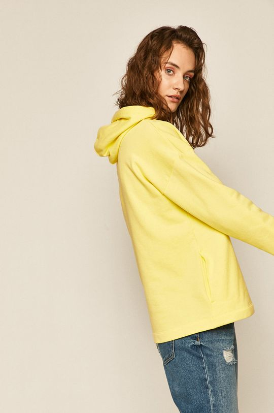 żółty Medicine - Bluza Basic Damski