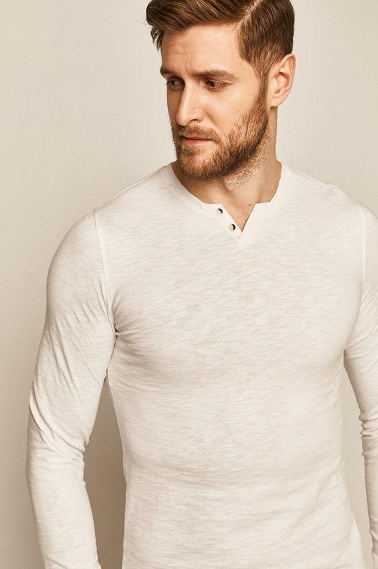 bílá Medicine - Tričko s dlouhým rukávem Basic