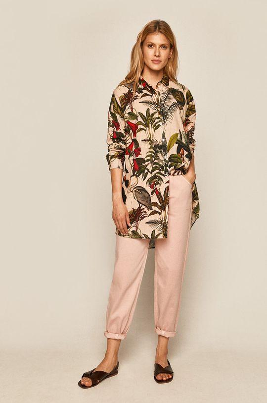 Medicine - Košile Soft Resort pastelově růžová
