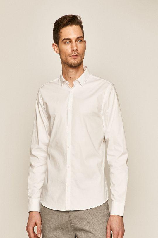 biały Medicine - Koszula Basic Męski