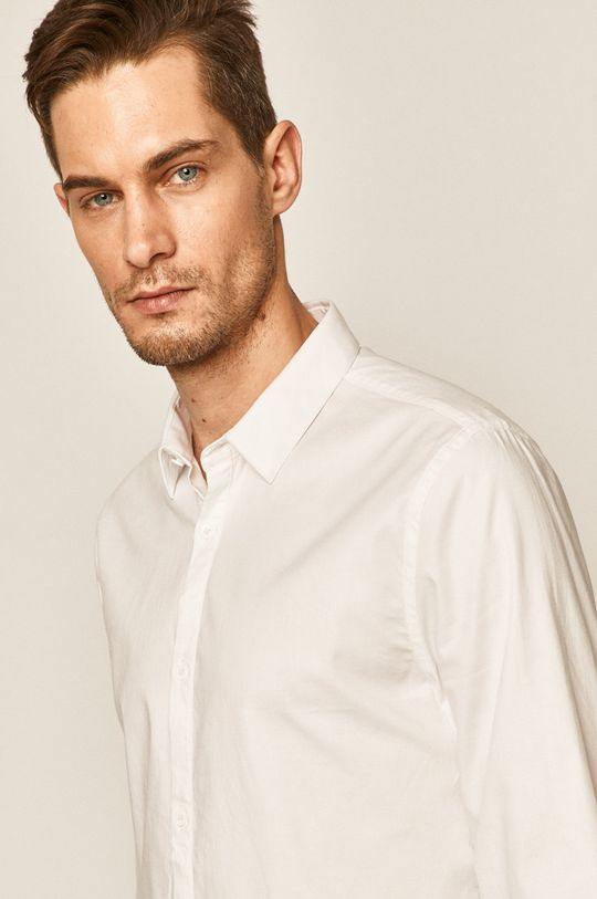 biały Medicine - Koszula Basic