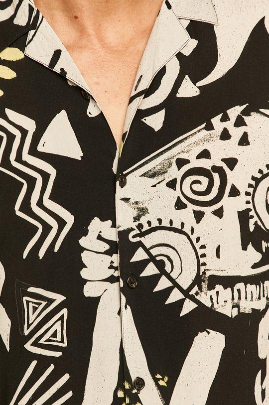 Medicine - Košile Hawaiian Etno černá