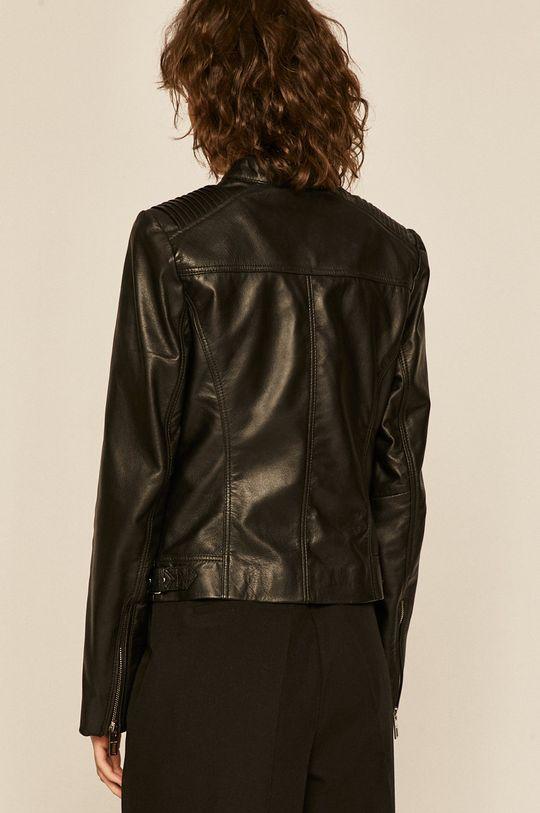 Medicine - Kožená bunda Modern Utility  Podšívka: 100% Polyester Základná látka: 100% Prírodná koža