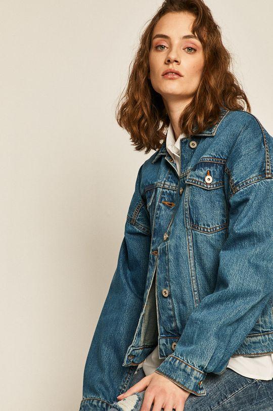 bleumarin Medicine - Geaca jeans Denim Days De femei