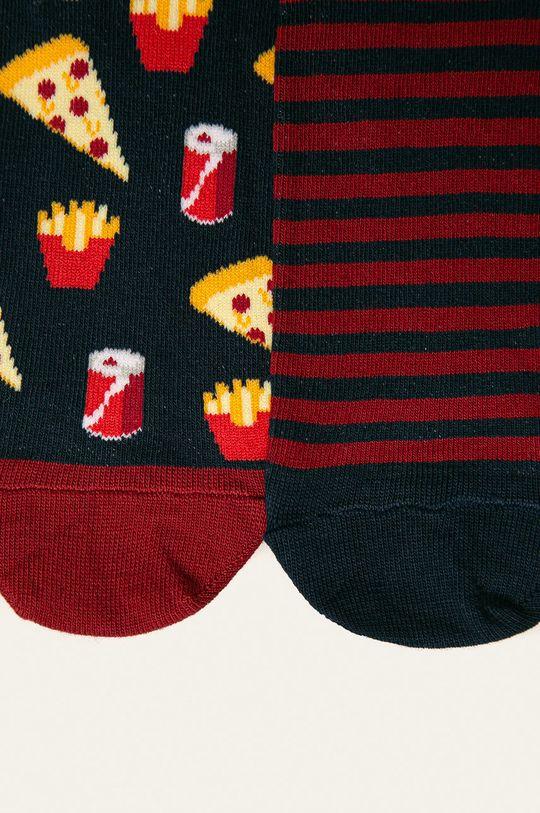 Medicine - Ponožky Basic (2 pak)  75% Bavlna, 2% Elastan, 23% Polyamid