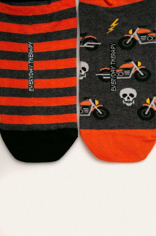 Medicine - Ponožky Basic (2-pak)  75% Bavlna, 2% Elastan, 23% Polyamid