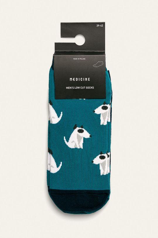 Medicine - Kotníkové ponožky Basic (2-pack) vícebarevná