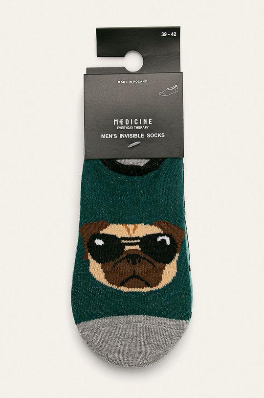 Medicine - Kotníkové ponožky Basic vícebarevná