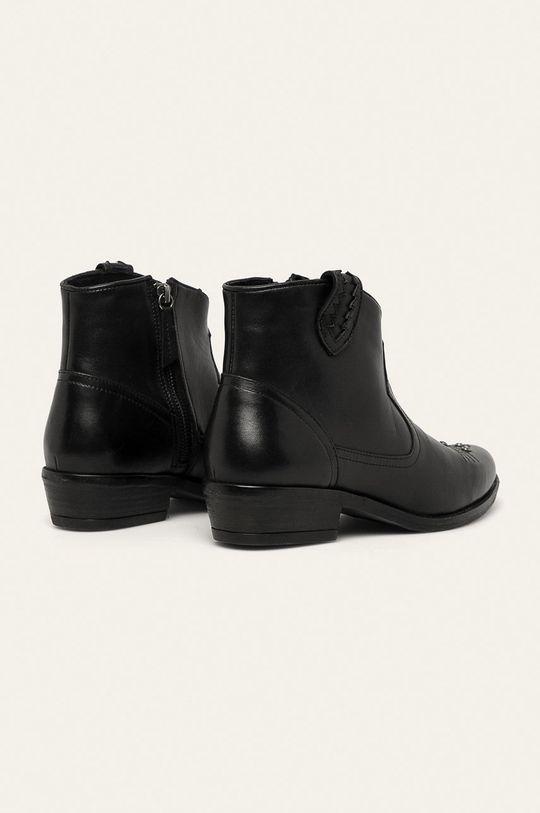 Medicine - Kožené členkové topánky Western Horizons  Zvršok: Prírodná koža Vnútro: Textil Podrážka: Syntetická látka