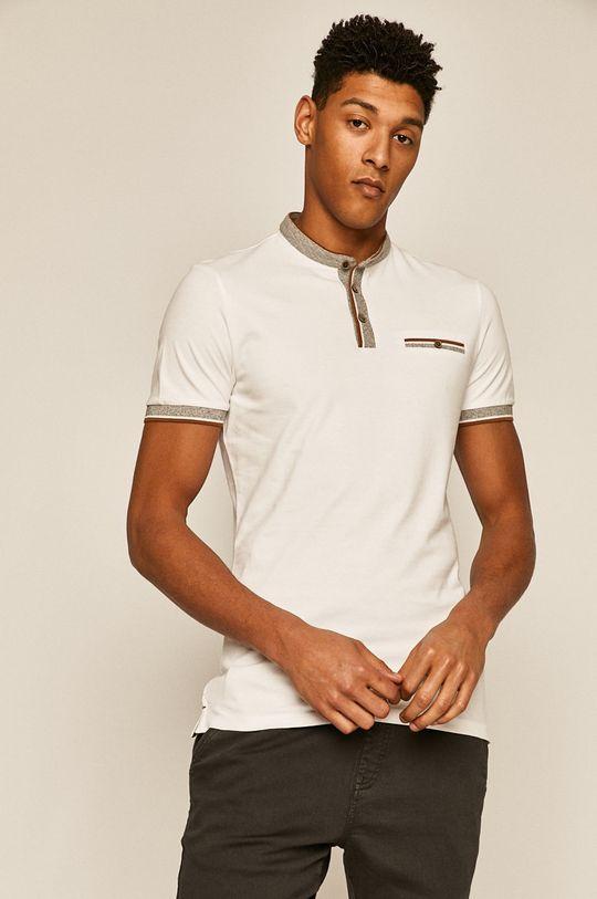 alb Medicine - Tricou Polo Innovation De bărbați