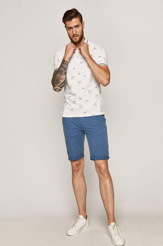 Medicine - Polo tričko Basic bílá
