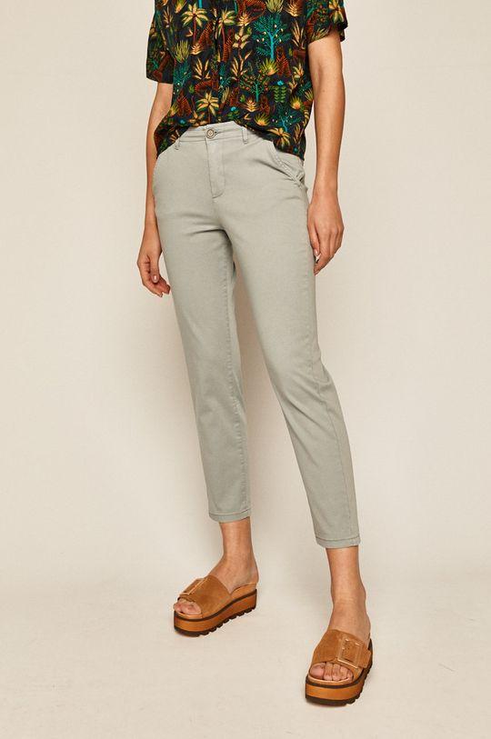 blady niebieski Medicine - Spodnie Basic Damski