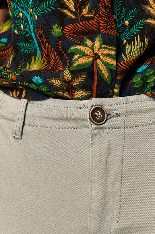 blady niebieski Medicine - Spodnie Basic
