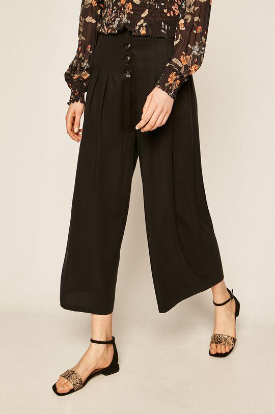 negru Medicine - Pantaloni Boho Breeze De femei