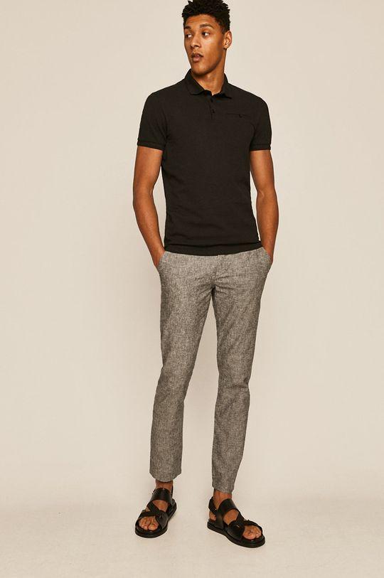 gri Medicine - Pantaloni Basic De bărbați