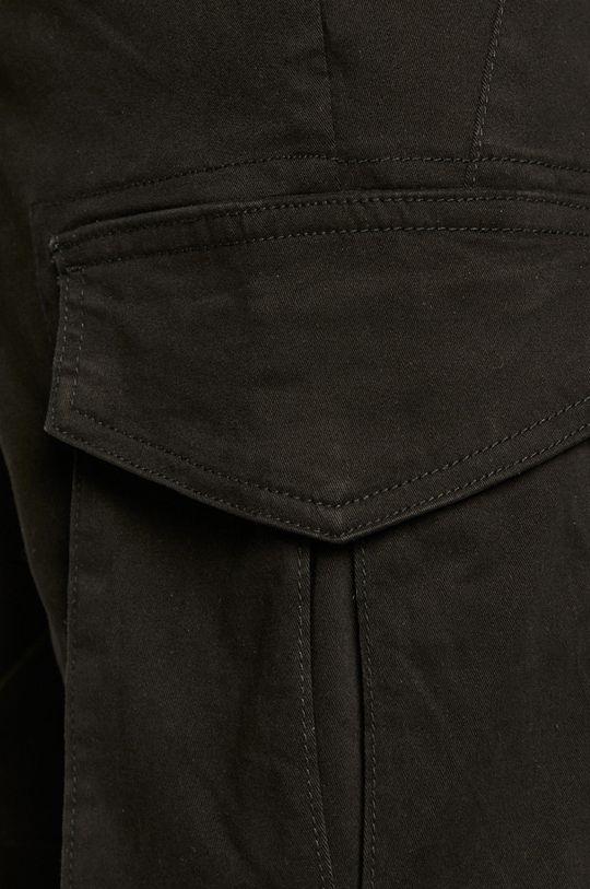 černá Medicine - Kalhoty Easy Riders