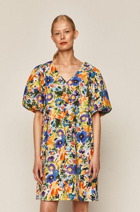 vícebarevná Medicine - Šaty Summer Garden Dámský