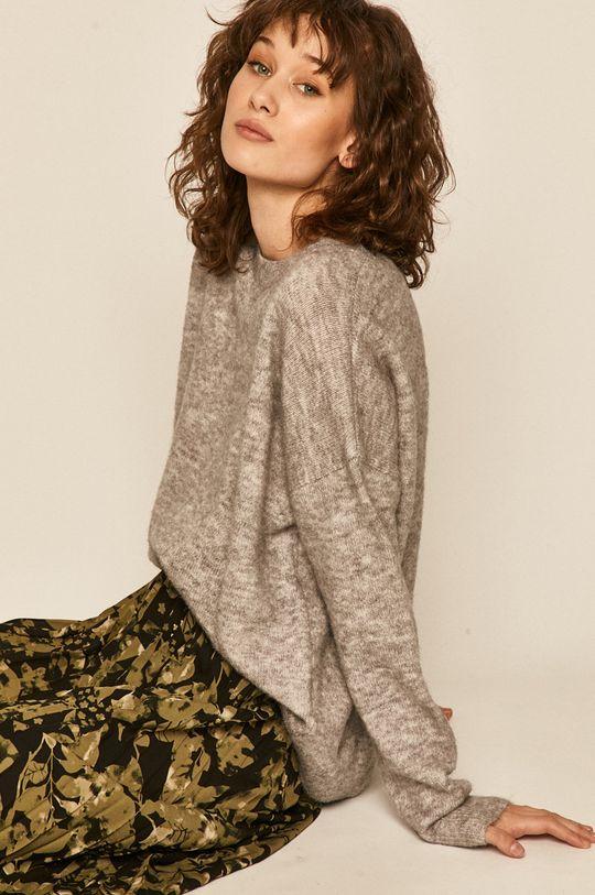 Medicine - Sweter Basic jasny szary