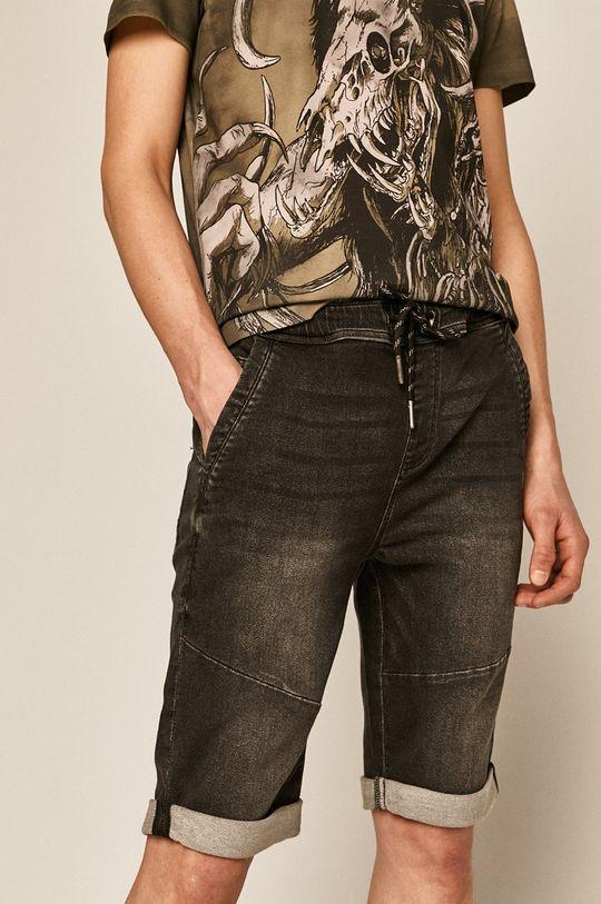 negru Medicine - Pantaloni scurti  Basic