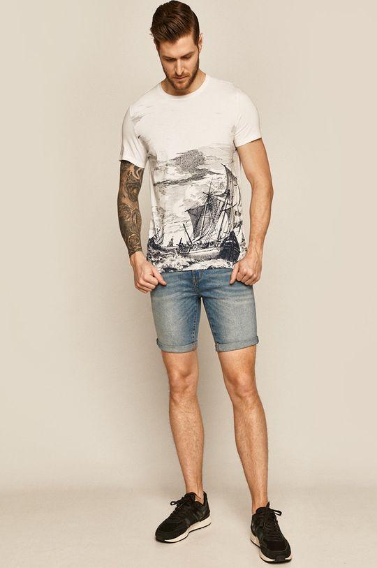 Medicine - Szorty jeansowe Basic niebieski