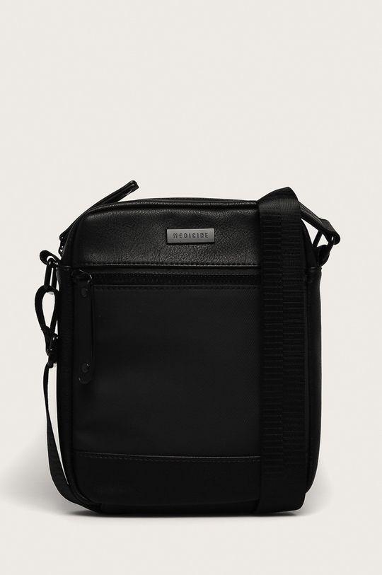 Medicine - Malá taška Casual Utility čierna