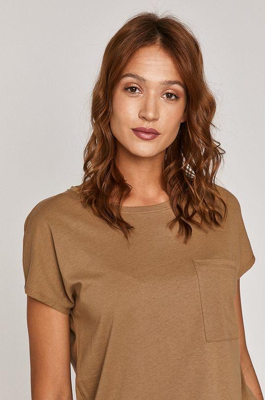 beżowy Medicine - T-shirt Basic