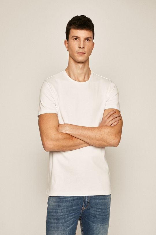 biały Medicine - T-shirt Basic