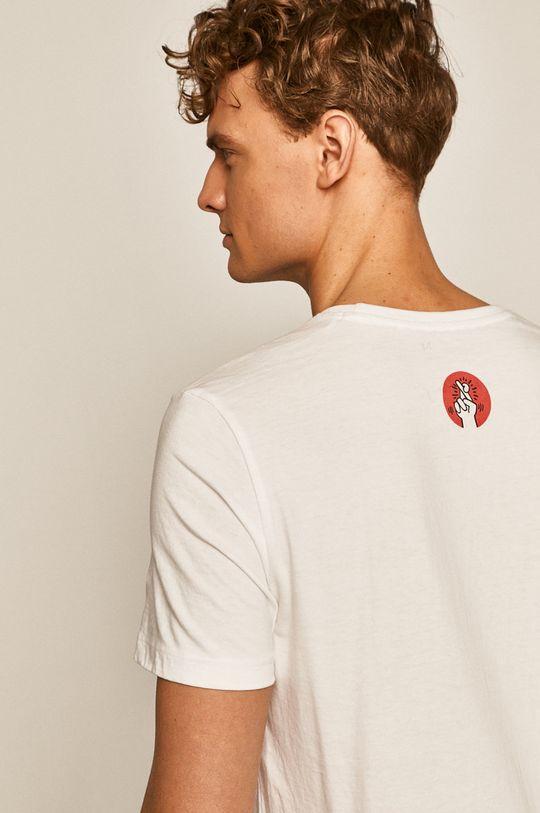 Medicine - T-shirt by Keith Haring 100 % Bawełna