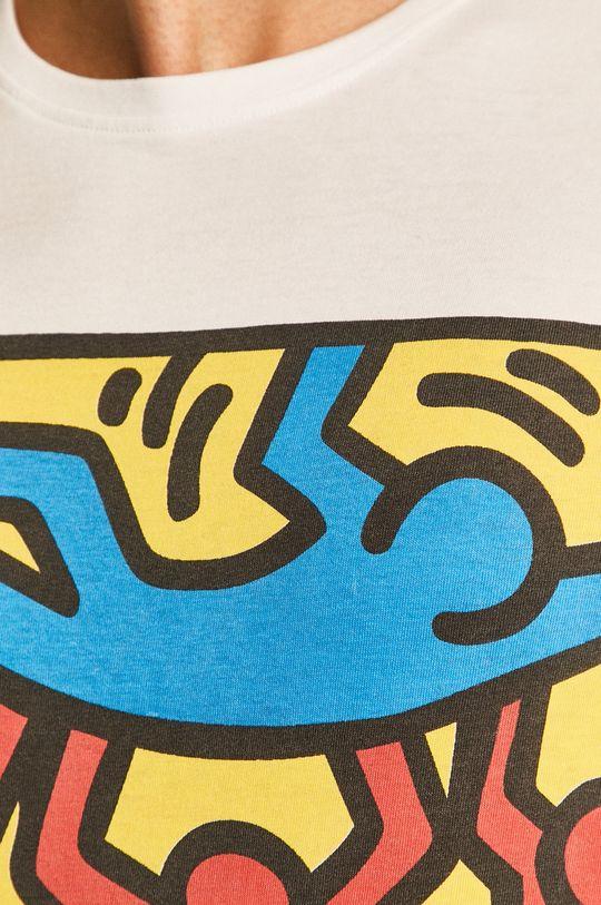 Medicine - T-shirt by Keith Haring Męski