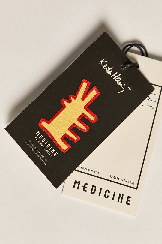 Medicine - T-shirt by Keith Haring