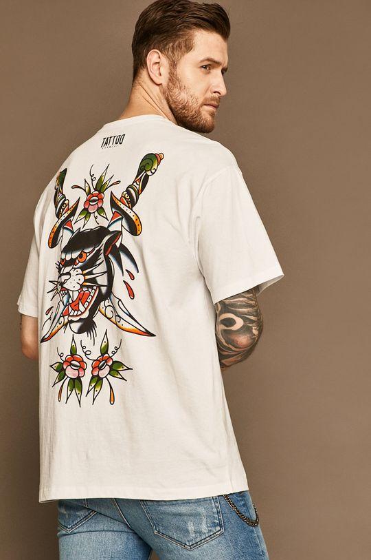 alb Medicine - Tricou by Gruby Kruk, Tattoo Konwent De bărbați