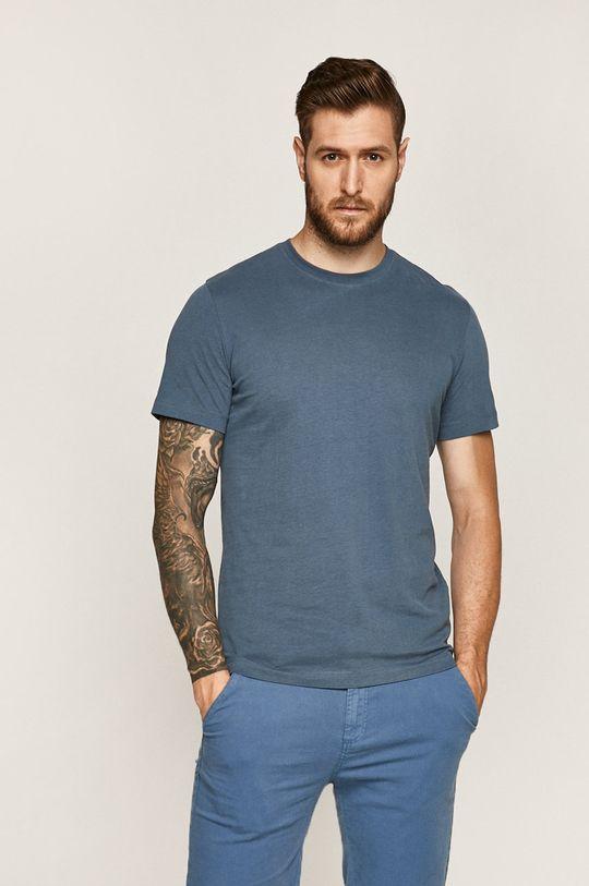 modrá Medicine - Tričko Basic Pánský