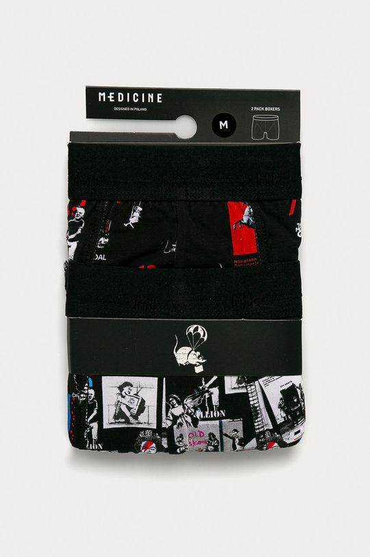 Medicine - Boxerky Banksy's Graffiti (2-pack)