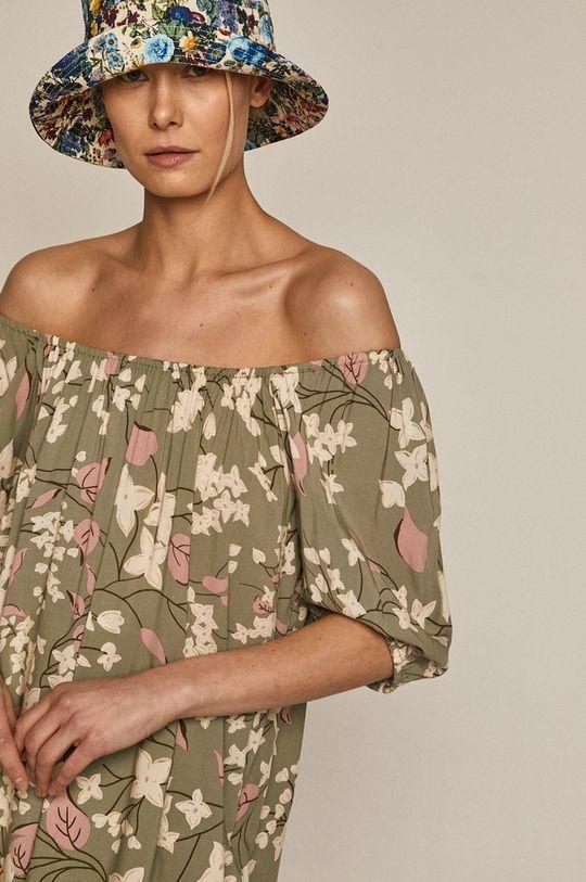 miętowy Medicine - Bluzka Summer Linen