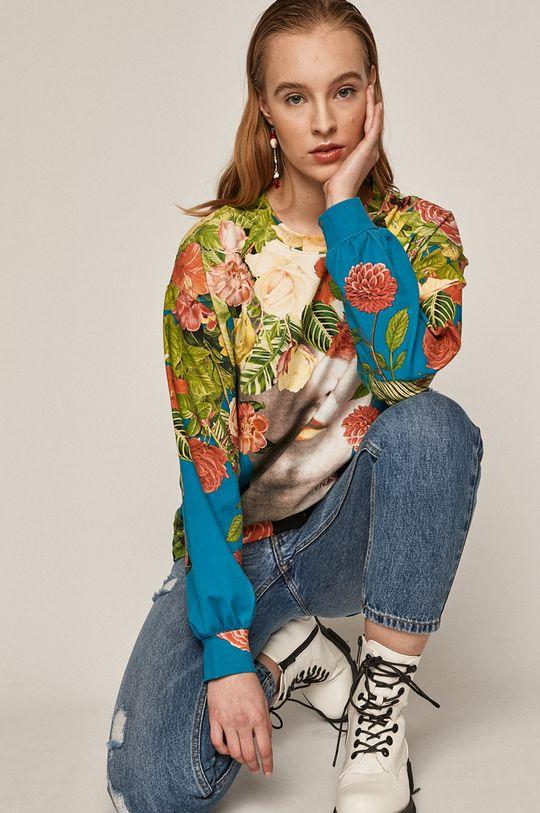 vícebarevná Medicine - Mikina Frida Kahlo